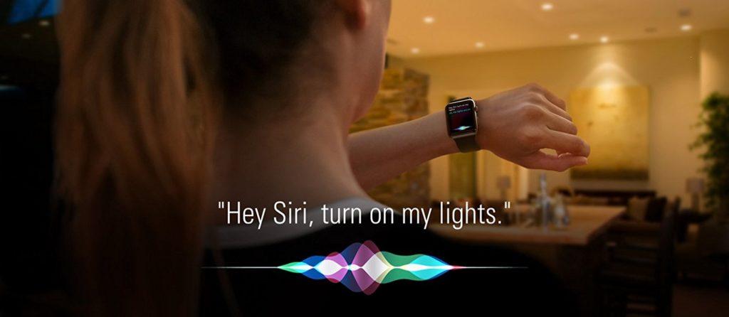 lệnh siri in Apple HomeKit
