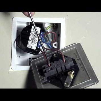 Công tắc âm tường Fibaro - Fibaro Single Switch