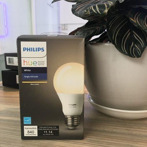 Bóng đèn thông minh Philips Hue white
