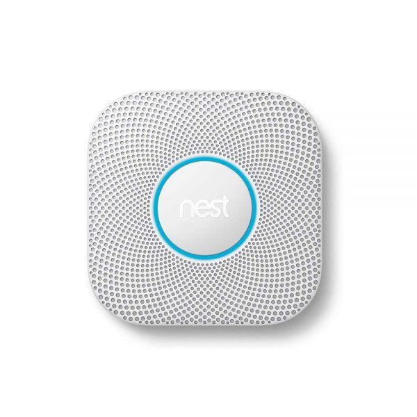 google-nest-smoker