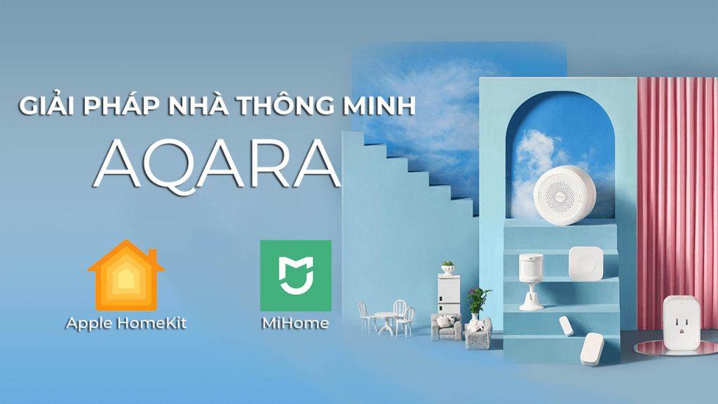 Banner giải pháp nhà thông minh Aqara - min