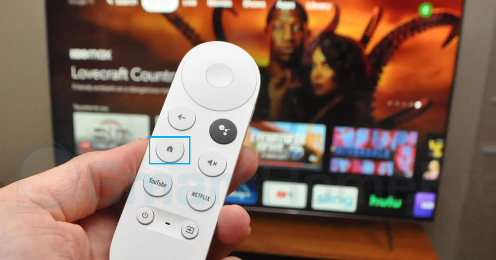 reset remote google chromecast with tv smarthomekit 12 1