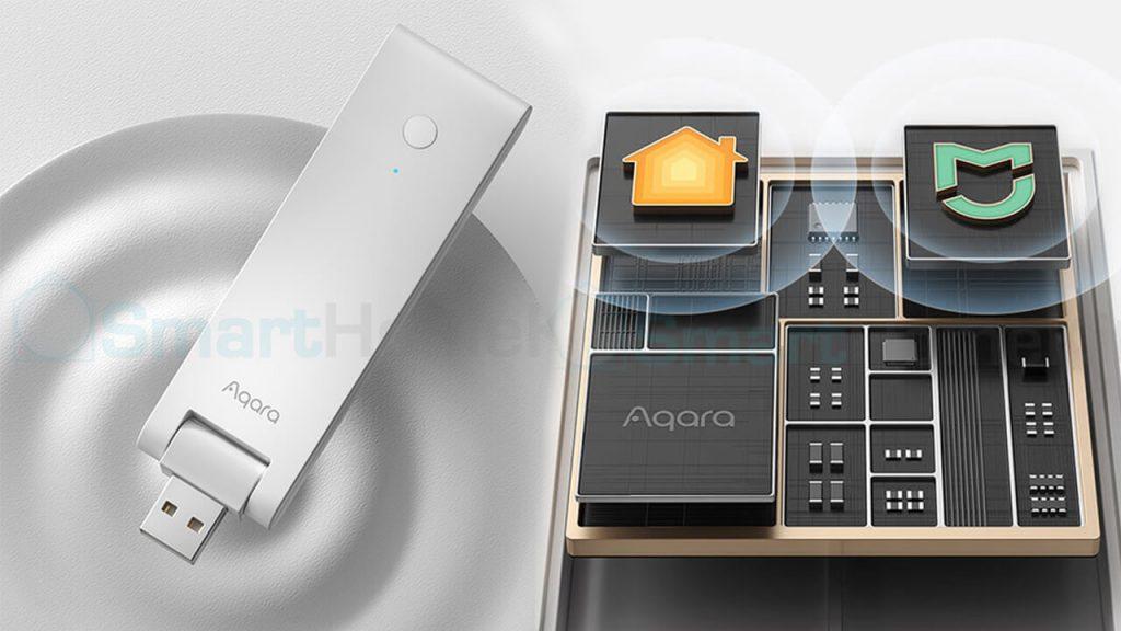 Xiaomi Aqara hub E1 banner