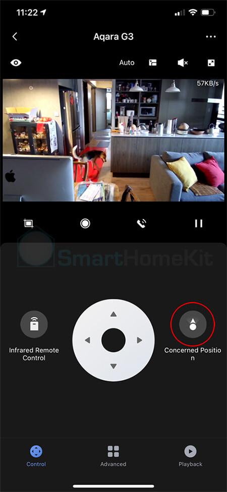 review camera aqara g3 smarthomekit 10