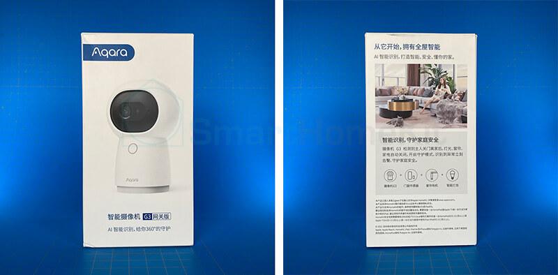 review camera aqara g3 smarthomekit 12