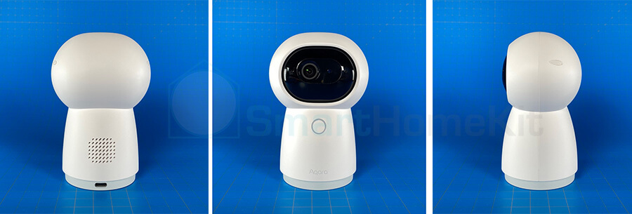 review camera aqara g3 smarthomekit 13