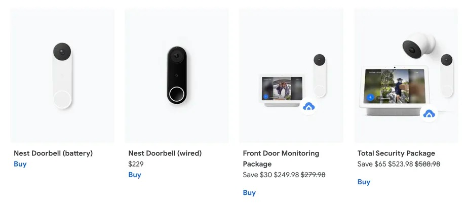 google new products 2021 2
