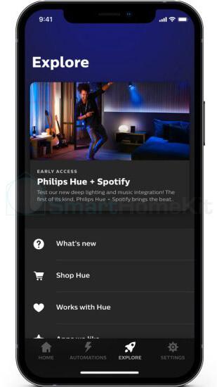 philips hue spotify sync 1