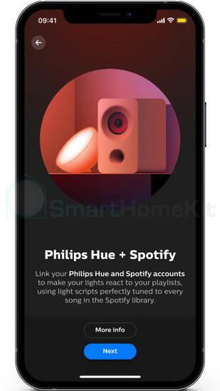 philips hue spotify sync 2